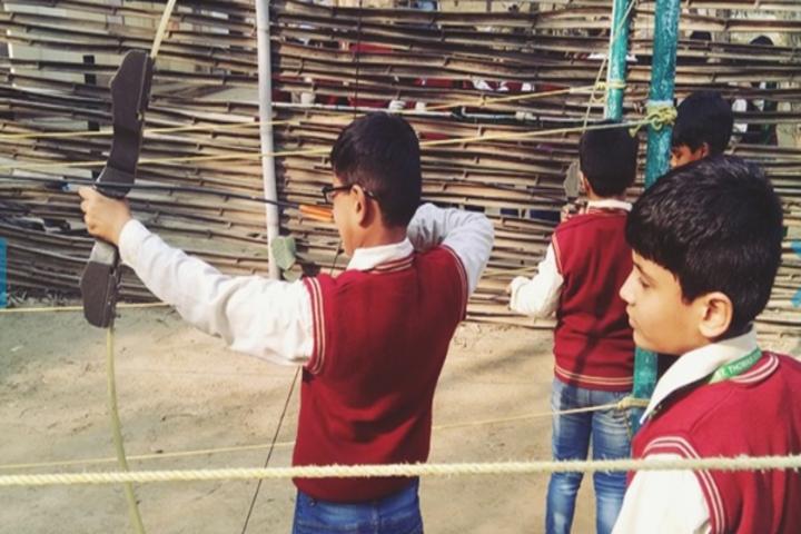 St Thomas School-Archery