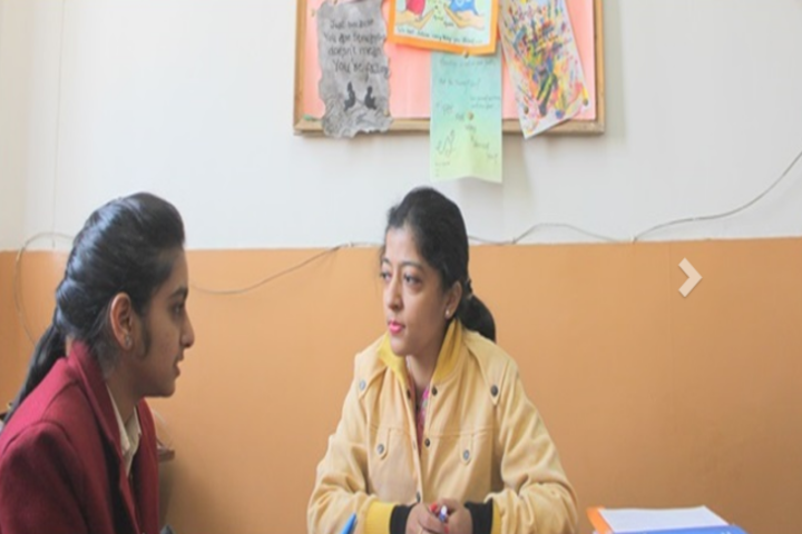 St Thomas School-Counselling