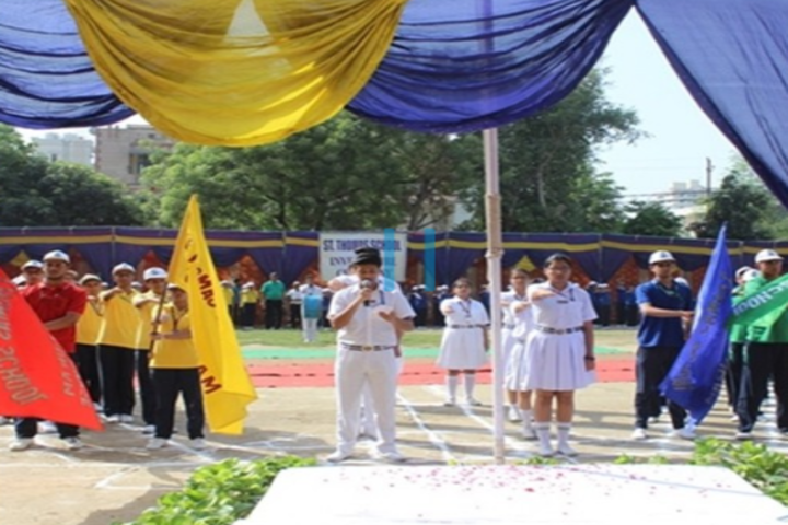 St Thomas School-Event