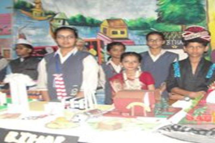 St Thomas School-Exhibition