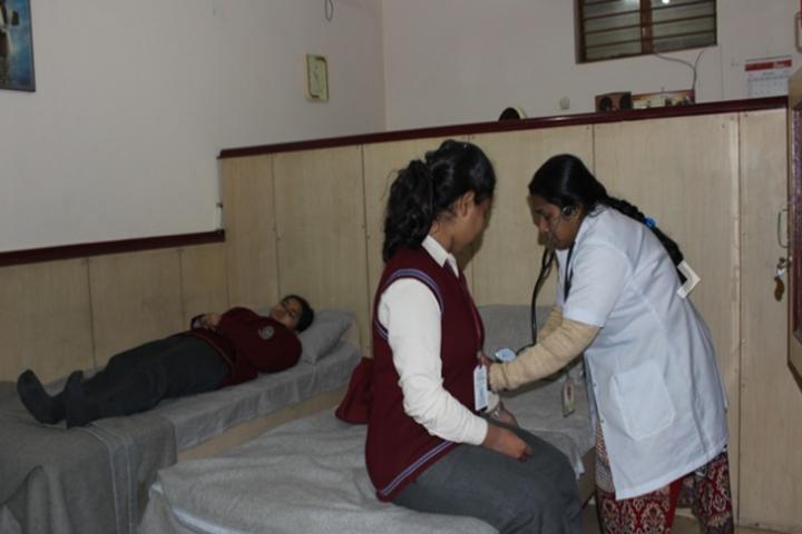 St Thomas School-Health Checkup