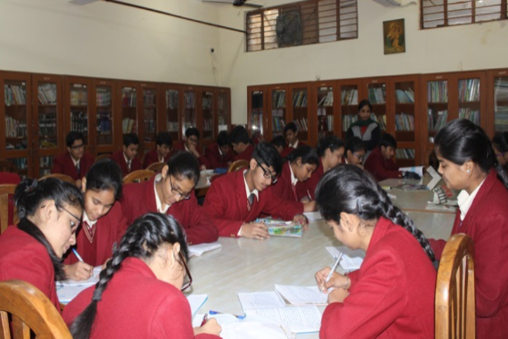 St Thomas School-Library