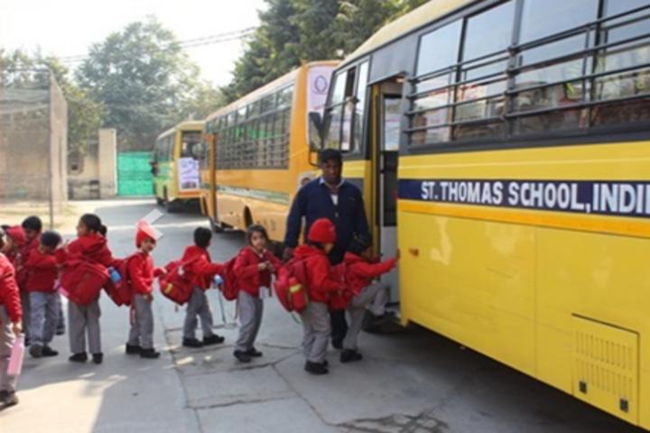 St Thomas School-Transport