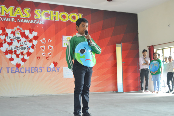 St Thomas School-Earth Day