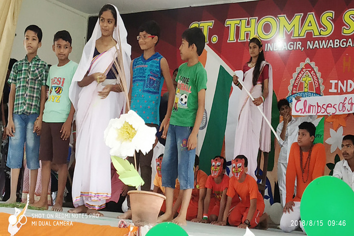 St Thomas School-Independence Day