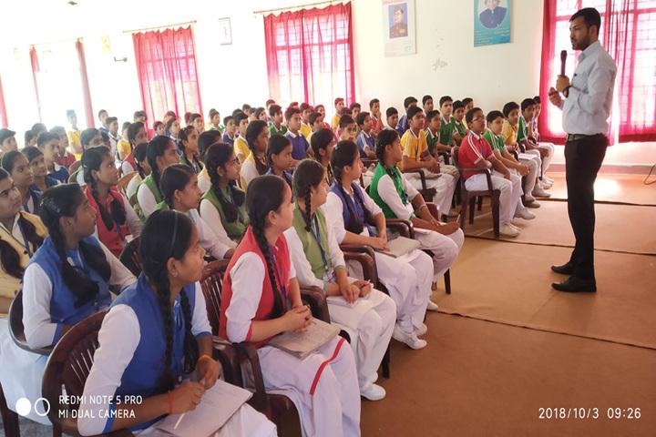 St Thomas School-Seminar