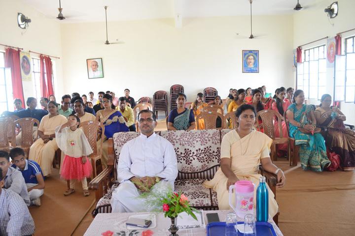 St Thomas School-Teachers Day