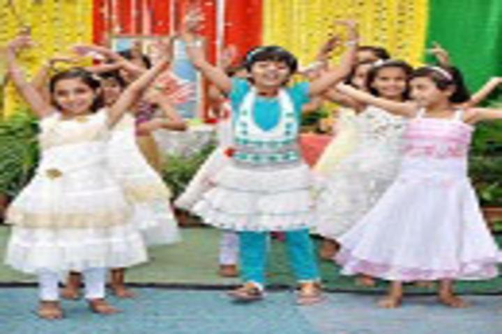 St Vivekanand International School-New Year Celebration