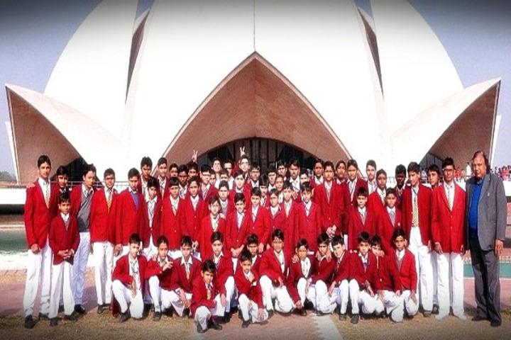 St Vivekanand International School-Visit To Lotus Temple