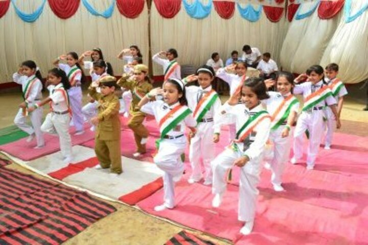 St Vivekanand Public School-Independence Day
