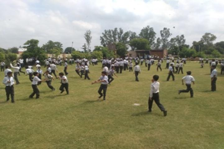 St Vivekanand Public School-Play Ground