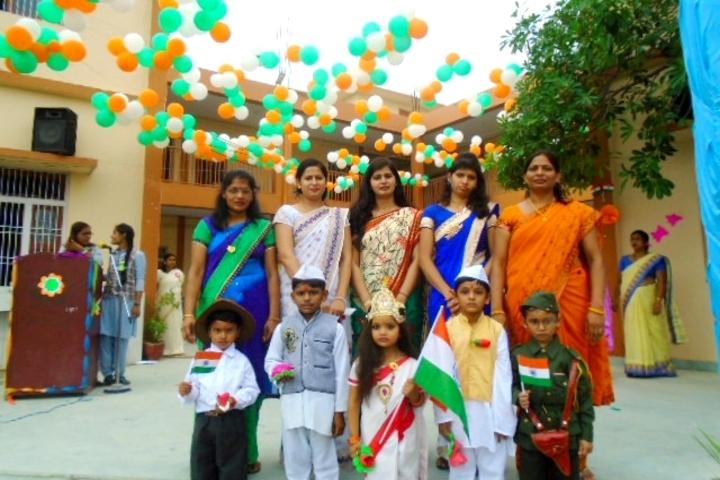 St Vivekanand Public School-Republic Day