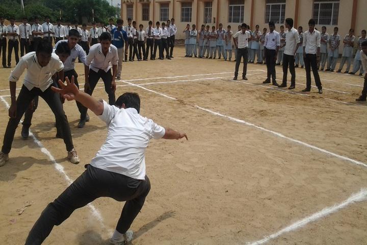 St Vivekanand Public School-Sports
