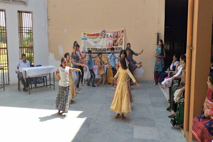 St Vivekanand Public School-Summer Camp
