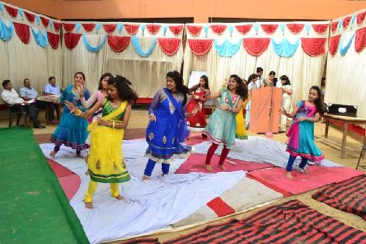 st vivekanand public school-Dance