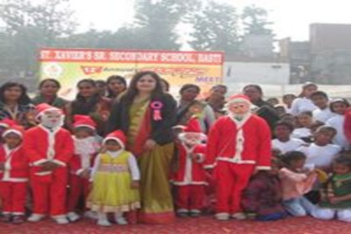 St Xavier High School-Christmas Celebrations