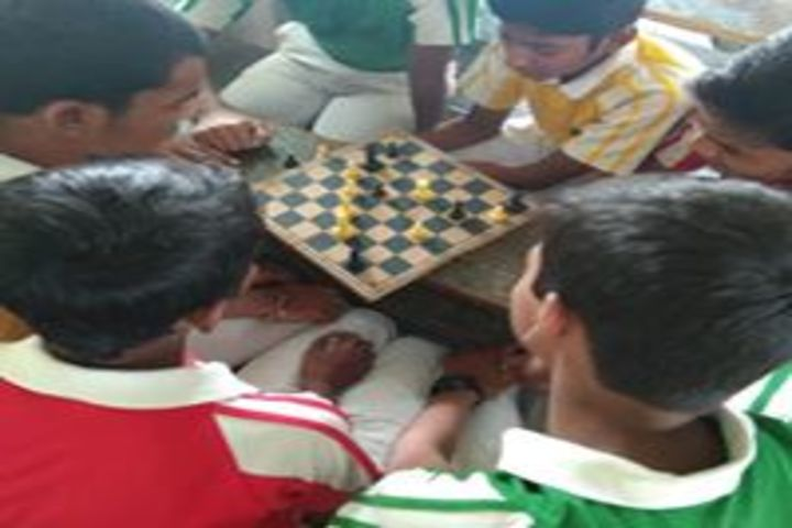 St Xavier High School-Indoor Game