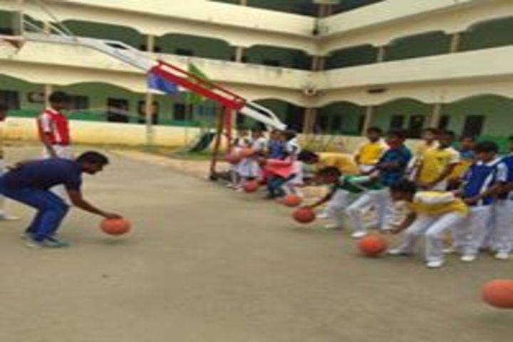 St Xavier High School-Sports