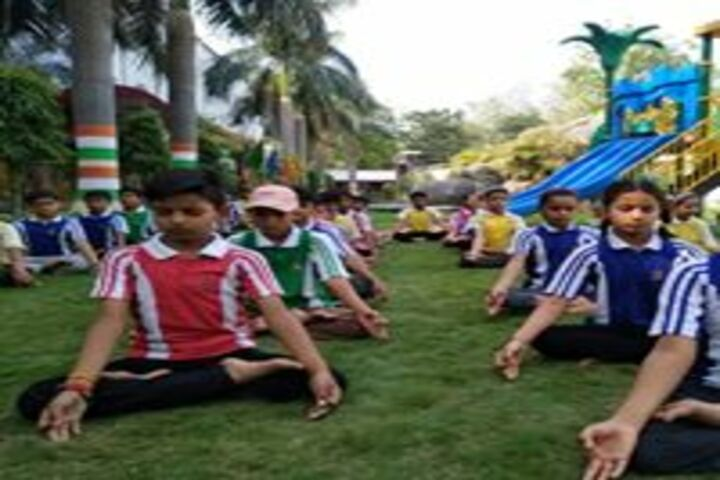 St Xavier School-Yoga