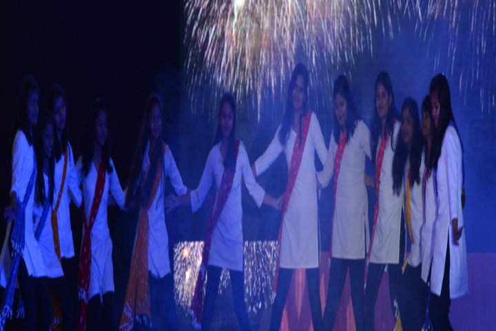 St Xaviers High School-Annual Day