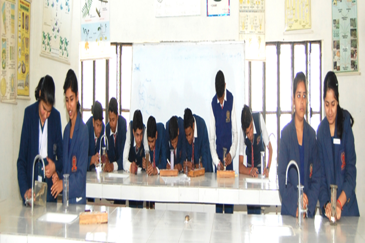 St Xaviers High School-Bio Lab