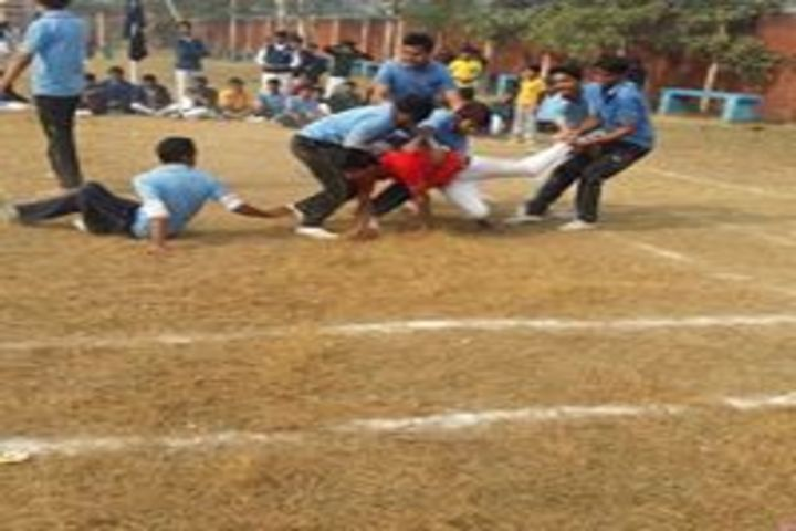St Xaviers High School-Sports Meet
