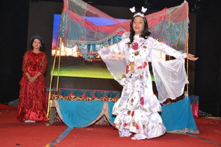 St Xaviers High School-Dance programme