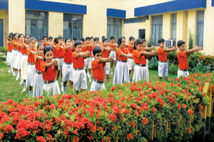St Xavier S High School-Physical Training