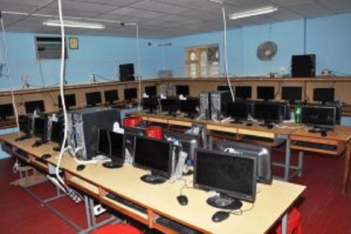 Gnanabharati English Medium School-Computer Lab