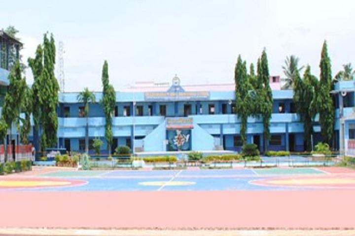 Gnanabharati English Medium School-School View