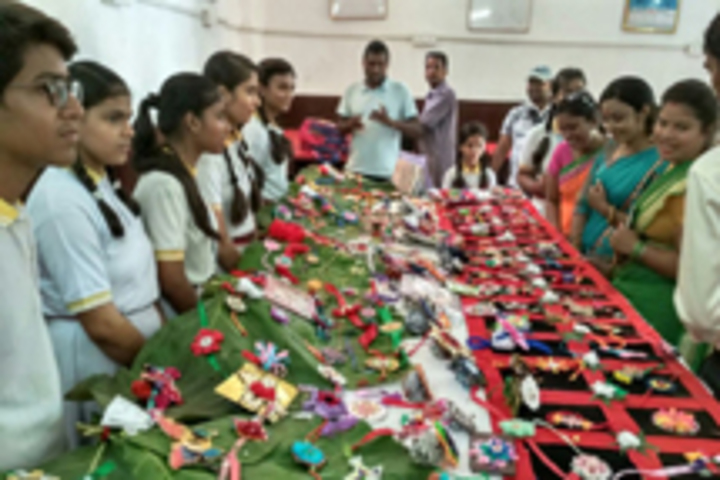 St Xaviers School-Art and Craft