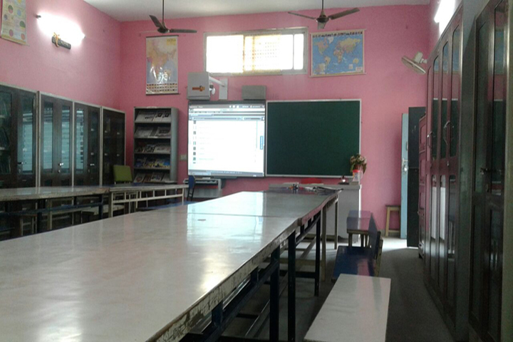 St Xaviers School-Library