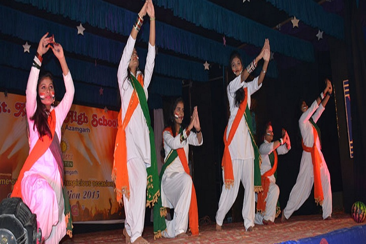 St Xaviers School-Independence Day celebrations