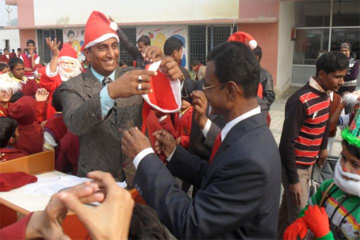 St Xaviers Schoo-Christmas Celebrations