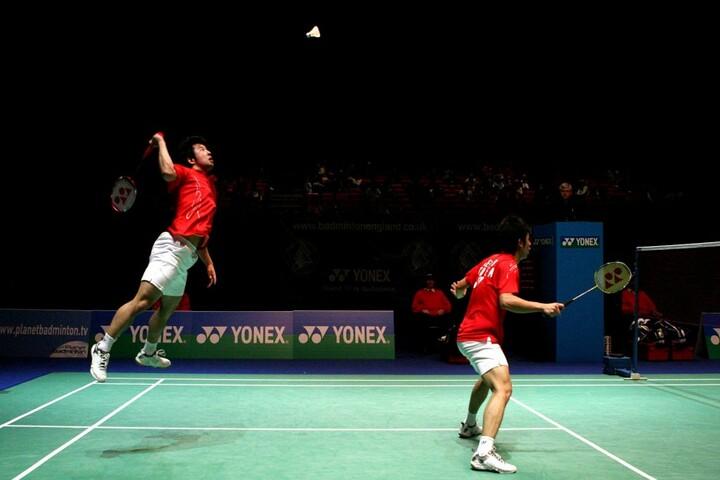 St Xaviers School-Badminton