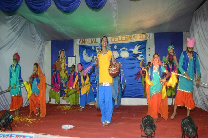 St A B R Public School-Annual Celebrations