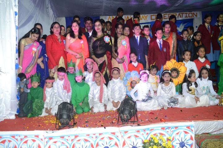 St A B R Public School-Cultural Programs