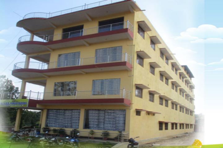 St A B R Public School-Campus
