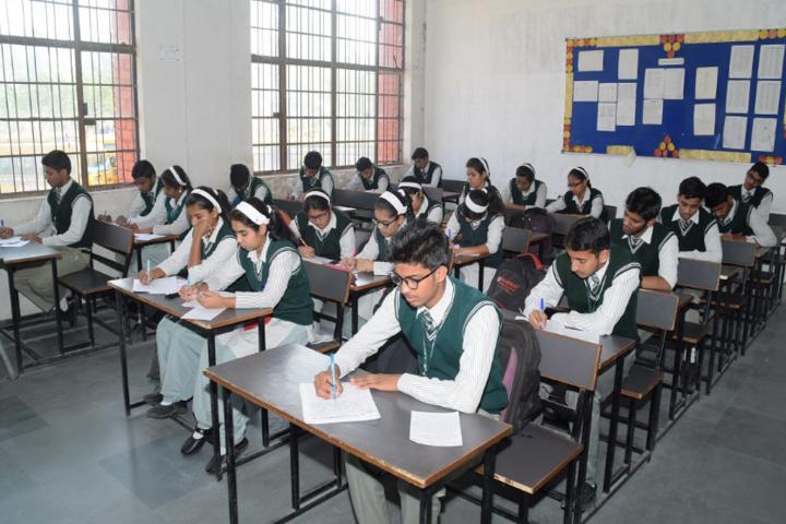 St  Aerjay Public School-Classroom