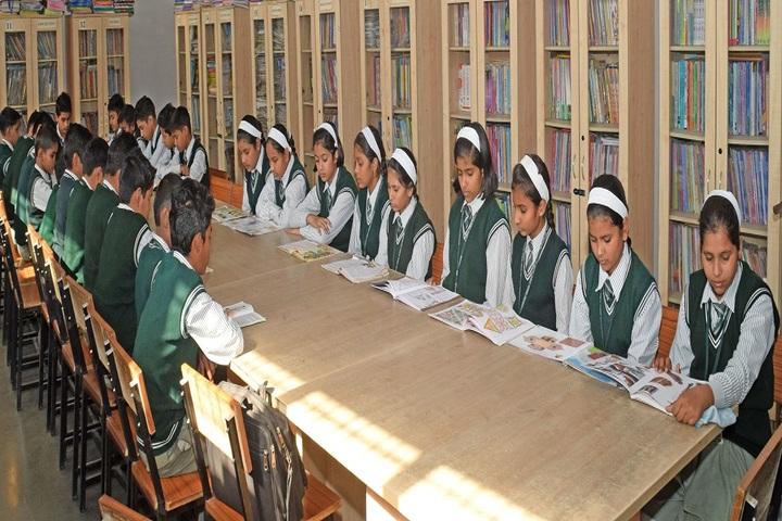 St Aerjay Public School-Library