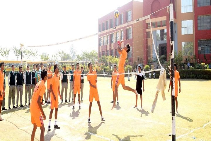 St Aerjay Public School-Sports
