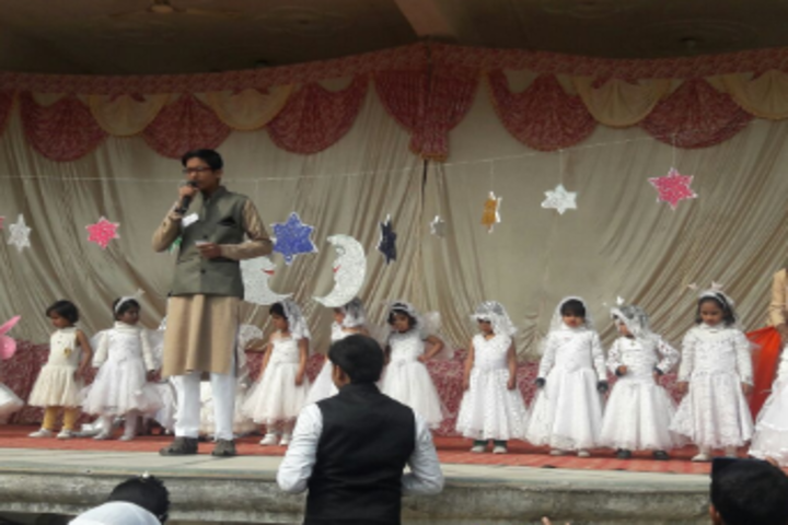 St Al-Haneef Educational Centre-Annual Day