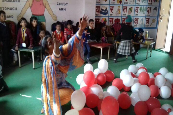 St Al-Haneef Educational Centre-Classroom