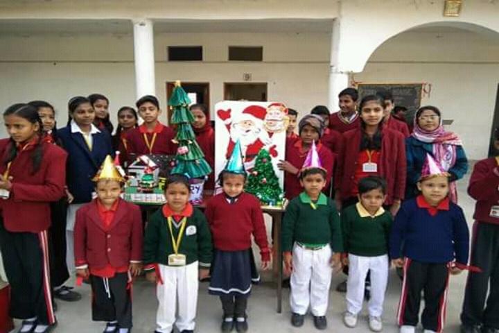 St Al-Haneef Educational Centre-Christmas Celebration