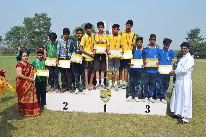 St Aloysius College-Annual Sports Day