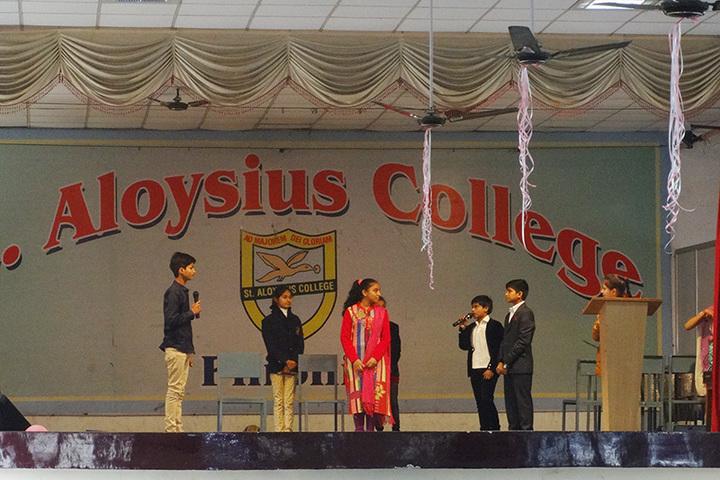St Aloysius College-Drama