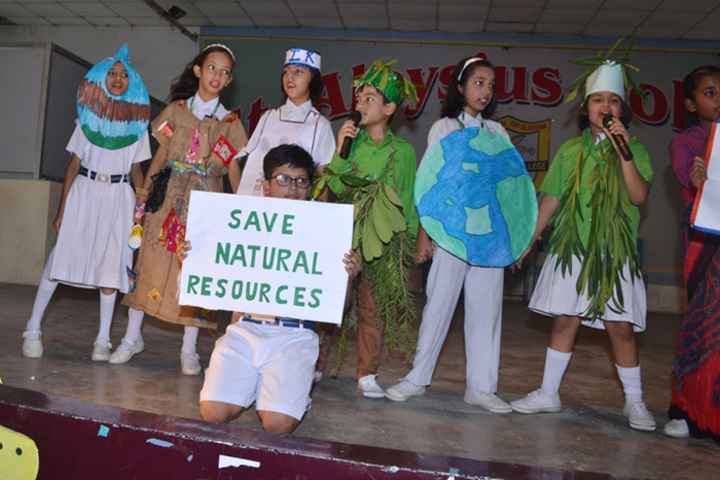 St Aloysius College-Earth Day