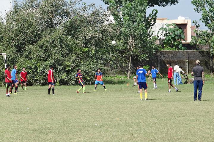 St Aloysius College-Foot Ball Match