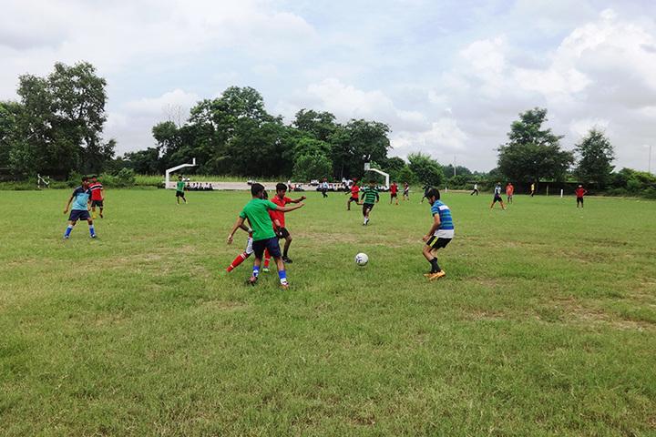 St Aloysius College-Play Ground