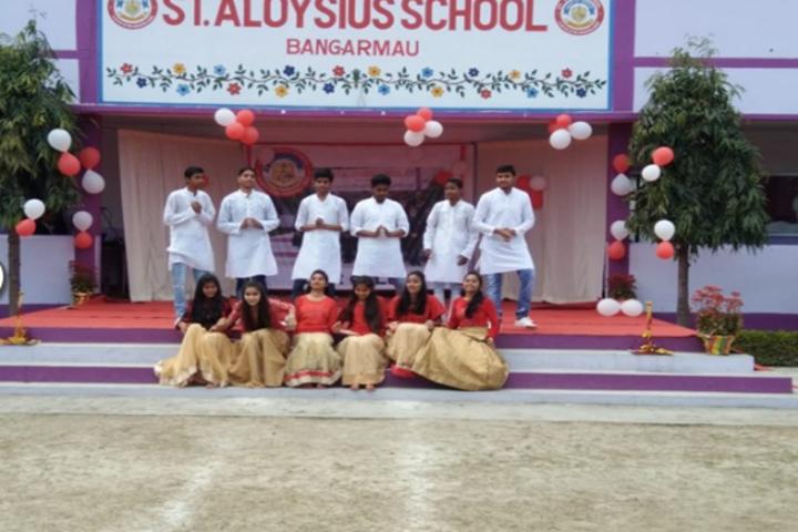St Aloysius School-Farewell
